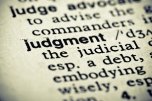 Judgments Discharged Bankruptcy NJ
