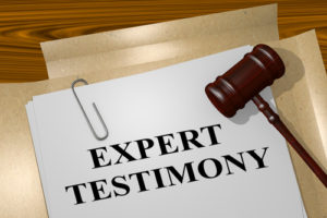 Expert Witness Testimony NJ