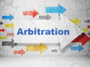 Employment Arbitration Agreement NJ